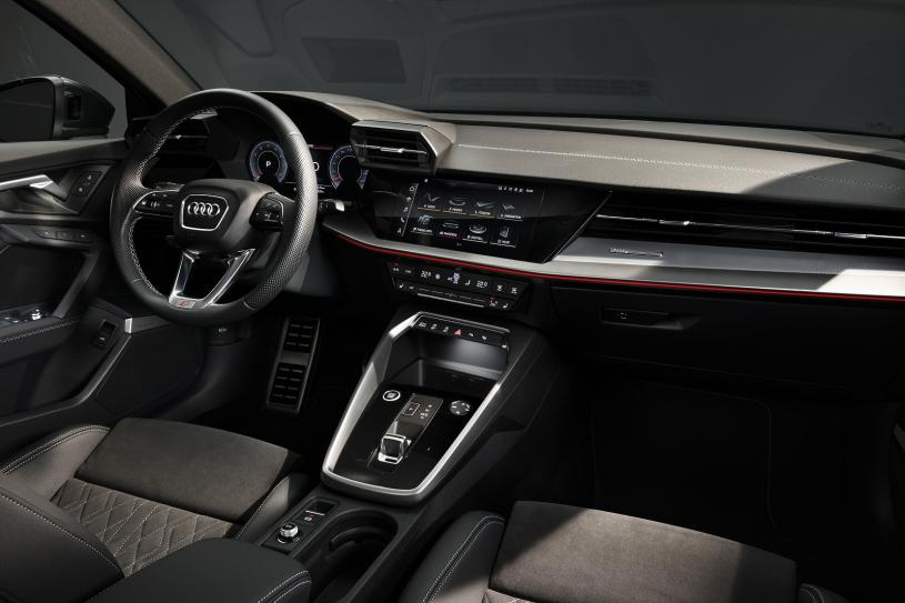 Audi A3 Saloon Special Editions 35 TDI Edition 1 4dr