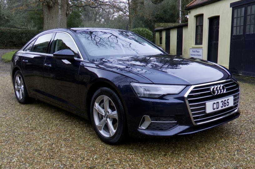 Audi A6 Avant 50 TFSI e 17.9kWh Qtro Black Ed 5dr S Tronic [C+S]