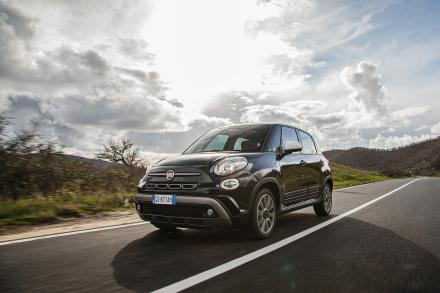 Fiat 500l Hatchback Special Editions 1.4 Hey Google 5dr
