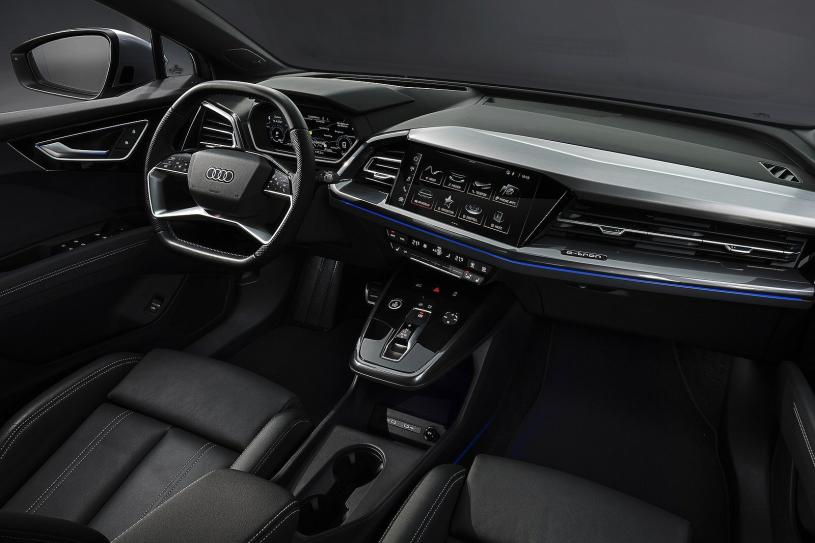 Audi Q4 E-tron Sportback Special Editions 125kW 35 55.52kWh Edition 1 5dr Auto