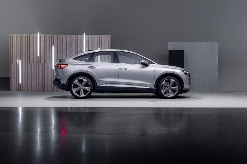 Audi Q4 E-tron Sportback Special Editions 150kW 40 82.77kWh Edition 1 5dr Auto
