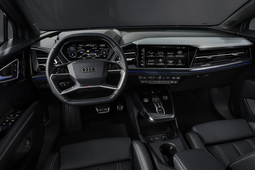 Audi Q4 E-tron Sportback Special Editions 220kW 50 Quattro 82.77kWh Edition1 5dr At C+S/Tech