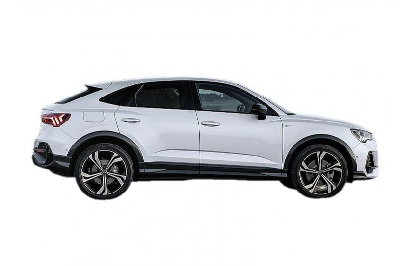 Audi Q3 Sportback 45 TFSI e Black Edition 5dr S Tronic [C+S Pack]