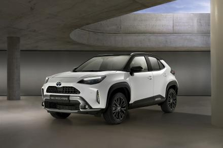 Toyota Yaris Cross Estate 1.5 Hybrid Icon 5dr CVT