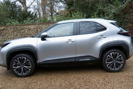Toyota Yaris Cross Estate 1.5 Hybrid Excel 5dr CVT [City Pack]