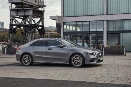Mercedes-Benz A Class Saloon Special Editions A200 AMG Line Premium Plus Edition 4dr