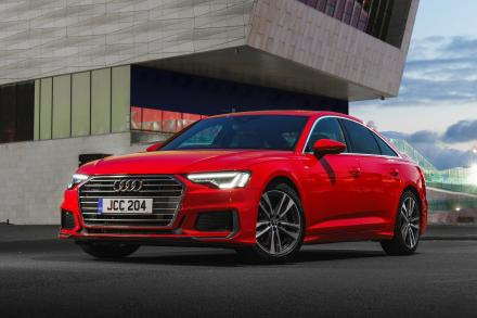 Audi A6 Saloon 40 TFSI Sport 4dr S Tronic [C+S Pack]