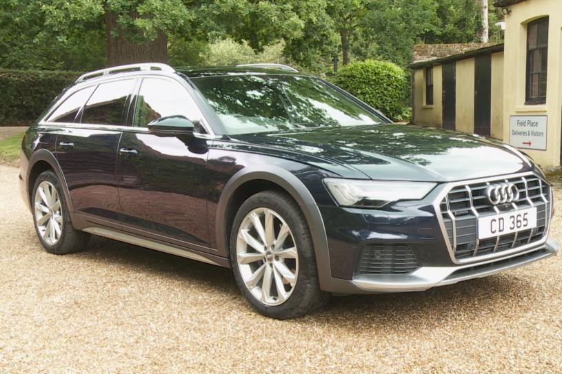 Audi A6 Avant 40 TFSI Sport 5dr S Tronic [C+S Pack]