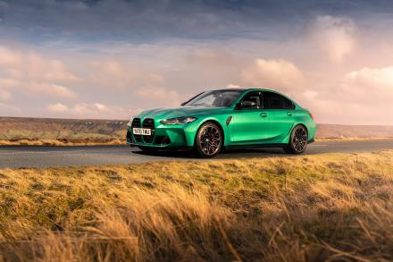 BMW M3 Saloon M3 xDrive Competition M 4dr Step Auto