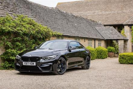 BMW M4 Coupe M4 xDrive Competition M 2dr Step Auto [M Pro Pack]