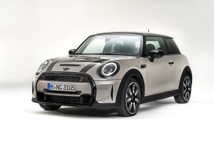 MINI Hatchback Special Edition 2.0 Cooper S Shadow Edition 3dr [Nav Pack]