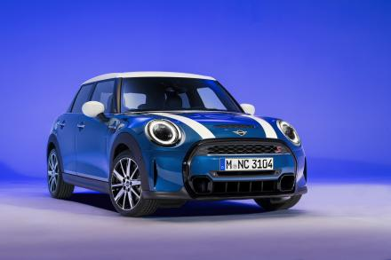 MINI Hatchback Special Edition 2.0 Cooper S Shadow Edition 5dr [Nav Pack]