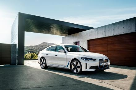 BMW I4 Gran Coupe 250kW eDrive40 Sport 83.9kWh 5dr Auto [Tech Pack]