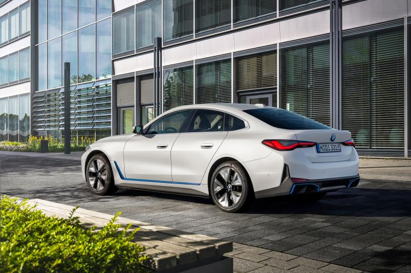 BMW I4 Gran Coupe 350kW M50 83.9kWh 5dr Auto