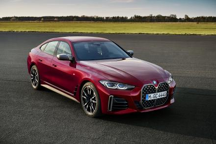 BMW 4 Series Gran Coupe 420i M Sport 5dr Step Auto [Pro Pack]