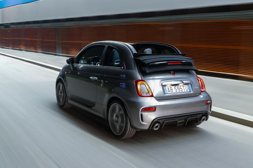 Abarth 595c Convertible 1.4 T-Jet 165 F595 2dr