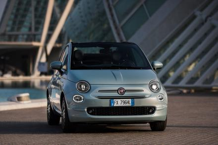 Fiat 500c Convertible Special Editions 1.0 Mild Hybrid Yachting 2dr