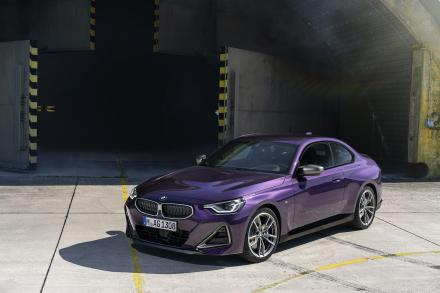 BMW 2 Series Coupe 220i M Sport 2dr Step Auto