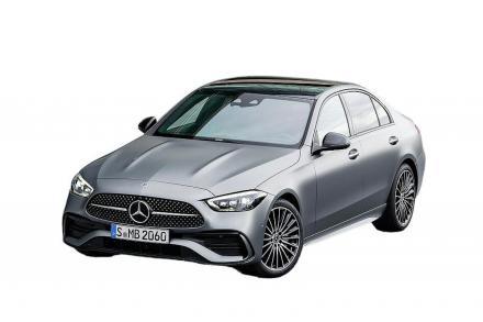 Mercedes-Benz C Class Diesel Saloon C300d AMG Line Premium 4dr 9G-Tronic