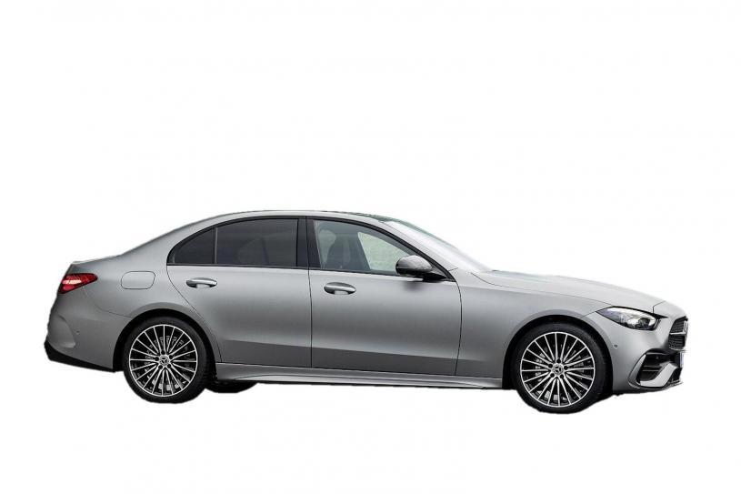 Mercedes-Benz C Class Diesel Saloon C300d AMG Line Premium Plus 4dr 9G-Tronic