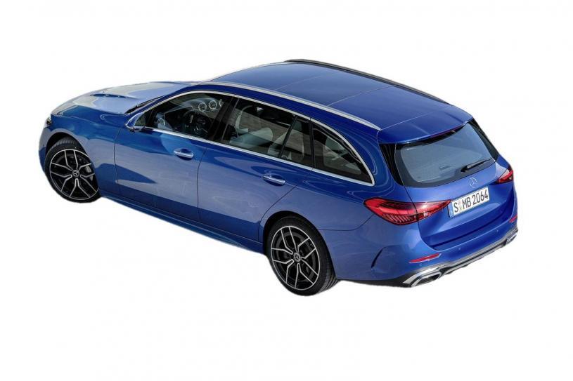 Mercedes-Benz C Class Estate C200 AMG Line Premium Plus 5dr 9G-Tronic