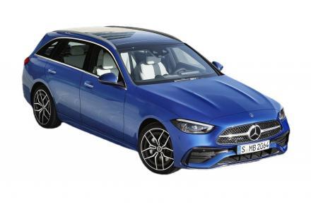 Mercedes-Benz C Class Diesel Estate C300d AMG Line Premium Plus 5dr 9G-Tronic