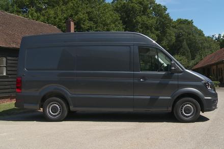 Volkswagen Crafter Cr35 Mwb Diesel 2.0 TDI 102PS Trendline Business Van