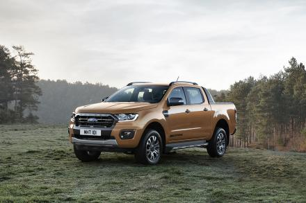 Ford Ranger Diesel Pick Up Double Cab XL 2.0 EcoBlue 170
