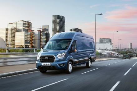 Ford Transit 310 L2 Diesel Fwd 2.0 EcoBlue 105ps H3 Leader Van