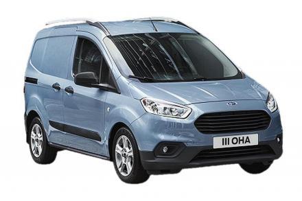 Ford Transit Courier Diesel 1.5 TDCi Leader Van [6 Speed]