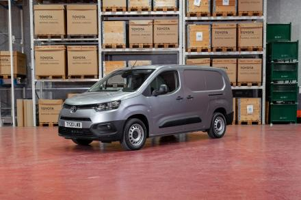 Toyota Proace Compact Diesel 1.5D 100 Icon Van