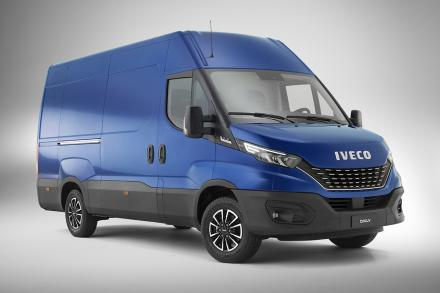 Iveco Daily 35s12 Diesel 2.3 Business Chassis Cab 3450 WB