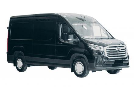 Maxus Deliver 9 Lwb Diesel Rwd 2.0 D20 163 Lux Extra High Roof Van