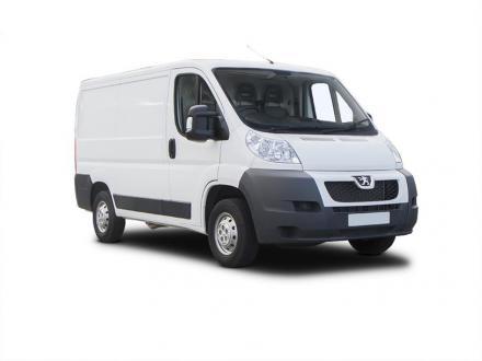 Peugeot Boxer 335 L2 Diesel 2.2 BlueHDi H1 S Van 140ps